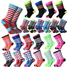 Men's Sport Cycling Socks Polyester Polyester Gym Running Jogging Riding Socks