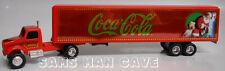 Coca Cola Christmas Caravan Tractor Trailer