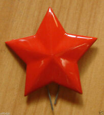China Earlier Army Cap Hat Badge Five-pointed Star