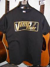 VINTAGE 1970 S di British vampower Logo T Shirt per AMP