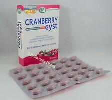 ESI CRANBERRY CYST 40mg 30 ovalette x benessere vie urinarie e drenante