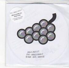 (DN122) Jaga Jazzist, One-Armed Bandit sampler - 2010 DJ CD