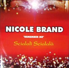 NICOLE BRAND-Remember me (Scialali' Scialala')- MIX 12""