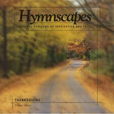 Thanksgiving by Hymnscapes: RELIGIOUS CHRISTMAS HOLIDAY DINNER PARTY MUSIC CD!