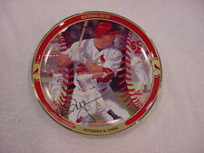 Rare Mark McGwire Big Mac Milestones 4-Plate Set, St. Louis Cardinals, Mint!