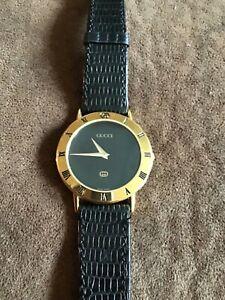 Gucci unisex watch 3000m