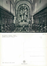 VERNA m.1128 - INTERNO DELLA CAPPELLA DELLE STIMMATE       (rif.fg.4494)