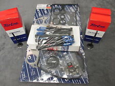 Toyota 1.8L DOHC 1ZZFE Celica GT MR2 Head Gasket Set-Head Bolts-Valves 2000-05