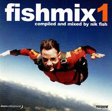 +  NIK FISH - FISH MIX  1 / VARIOUS ARTISTS - 2 CD SET - new condition
