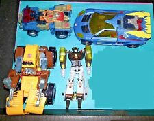 Transformers Cybertron / Energon lot HOTSHOT LANDMINE BRAKEDOWN STRONGARM