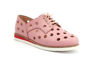 Lola Ramona Cecilia Derby Shoe with Perforated Upper EU 38/ UK 5 - R412820-65