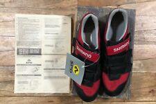 NIB Shimano SH-R111 40 men's Cycling shoe Road Red