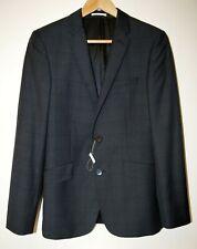 JOHN LEWIS KIN SUIT JACKET Dark Grey 36R RRP £119 Wool Linen Slim Fit