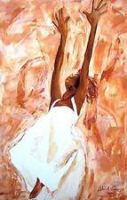 Hallelujah Calvin Coleman African American Art Print