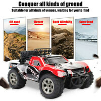 Remote Control RC Car 1:18 48KM/H 2.4GHz Electric Monster Truck Off Road  q Ц °