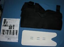 MediChoice Tri-Panel Universal Knee Immobilizer New Velcro Adjustable Brace