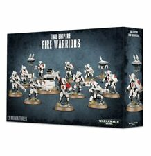 Warhammer 40K Tau Empire Fire Warriors (56-06) Sealed in Box Free Shipping