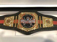 WWE Wrestlemania 37 Commemorative Mini Swarovski Championship IN STOCK