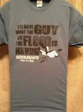 Ill Have What That Guy On The Floor Having~Put-In-Bay~Hooligan~Men Large T-Shirt