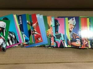 Full set of Fortnite Series 1 Uncommon Cards 101-150 50 CARDS