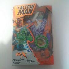 Action Man Dr.X Hasbro 1995 Nuevo Sin Abrir, Caja Original Algo Deteriorada