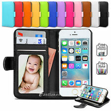 Unbranded/Generic Mobile Phone Cases, Covers & Skins for iPhone 5s with Card Pocket