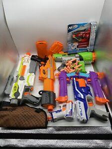 Huge Nerf Gun Lot