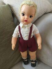 Doll Terri Lee Jerri Lee Blonde in Rare Suspender Shorts 1950's