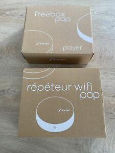 Freebox Pop Player Avec Télécommande Et Freebox Wifi Pop Neuf Et Complet