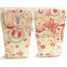 Cover e custodie sacche/manicotti bianchi pittorico, illustrato per cellulari e palmari