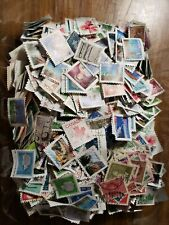 1000 fine used Canadian small postage stamps, lowest price and free shipping!