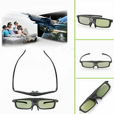 SainSonic 3D DLP-Link IR Glasses for BenQ W1070 W1080st Projector 35 Hours Work