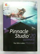 Pinnacle Studio 20 Ultimate - Video Editing Software for Windows