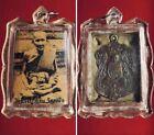LP EIAM Sepia Photo with Coin (1st Gen Yan Har) #CW229 Rare Talisman Antique