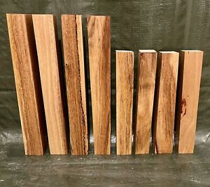 X3 Seasoned Messmate Woodworking Timber CraftWood Turning Blanks Knife Scales