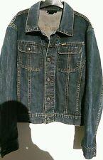 DIESEL giubbino jeans tg L vintage jeans jacket DIESEL vintage