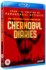 CHERNOBYL DIARIES - BLU-RAY - REGION B UK