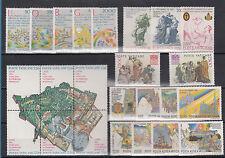 VATICANO FRANCOBOLLI NUOVI GIOVANNI PAOLO II ANNATA 1986 VEDI FOTO REGALO MNH**