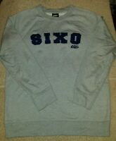 Youth large boys 14 - 16 Nike 6.0 grey sweatshirt