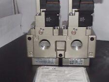 SMC VG342-5DZ-06F  Pneumatic Safety Venting Control Valve 24dc