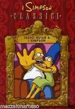 I SIMPSON SESSO, BUGIE E I SIMPSON - DVD