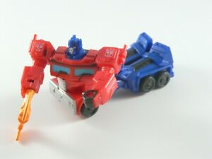 Transformers Cyberverse, Action Attack, Scout Class, Optimus Prime