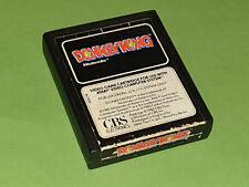 Donkey Kong Atari 2600 VCS Game Cartridge - CBS Electronics (Black Cartridge)