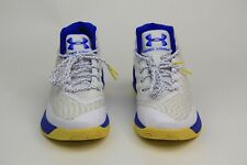 Under Armour Curry 3 Kid GS Dub Nation Home Ultra Blue 1274061-102 Youth Sz 6.5Y