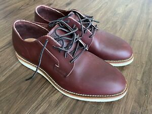 Red Wing Heritage Postman Oxford