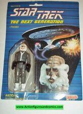 Star Trek Galoob 1988 ANTICAN alien the next generation tng moc vintage wars
