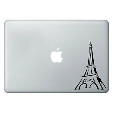 Paris France Eiffel tower mac laptop art decal decor vinyl sticker mural