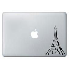 Paris Francia Torre Eiffel Mac Laptop Arte Calcomanía decoración pegatina de vinilo Mural