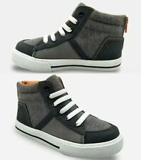 NWT Toddler Boys TIM High Top Sneakers Size 6 New With Tags Free Shipping