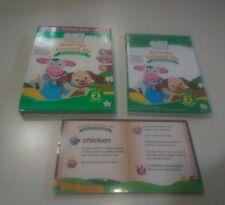 Disney Baby Einstein Animals Around Me Discovery Kit  DVD CD & Discovery Cards